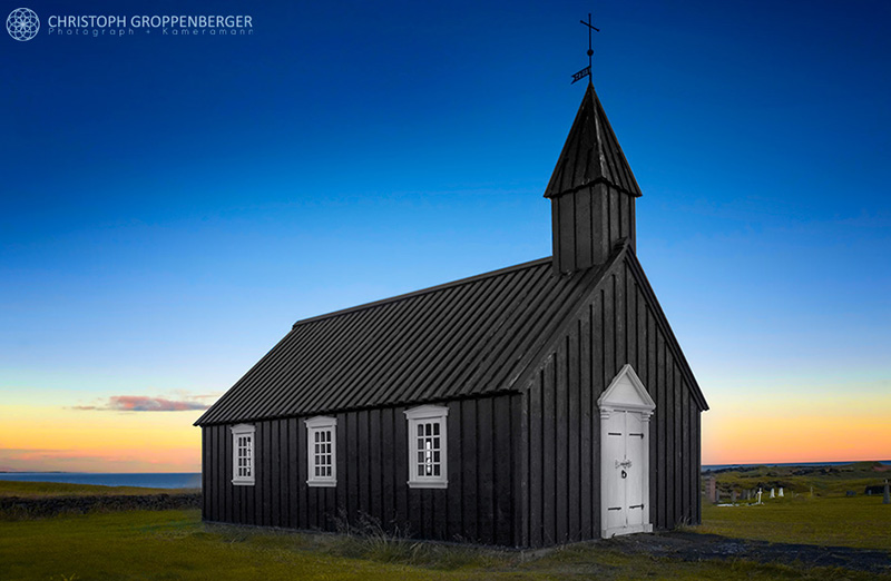 charming church